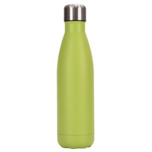 Personalized logo green drink bottle