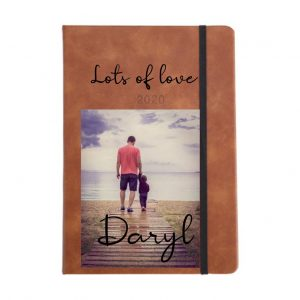 Personalized diary and journal